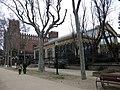 335 Hivernacle de la Ciutadella i Castell dels Tres Dragons.JPG