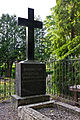 3375 rist Albertine Saueri haual ja piirdeaed 1908 Hausma.jpg