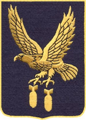 351st Missile Wing - Image: 351st Bomb Group Badge