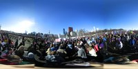File:360 degree video, view in app - 2017.Jan.21 - Chicago Women's March.webm