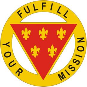 3rd Infantry Division Artillery (United States) - Distinctive unit insignia