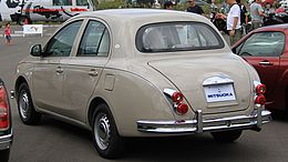 3rd generation Mitsuoka Viewt rear.jpg