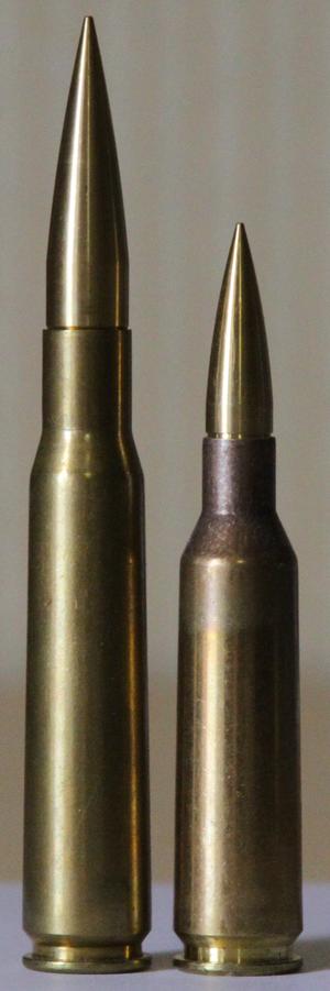 .416 Barrett - Image: 416barretand 50bmg