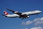 419ae - Swiss Airbus A340-313X, HB-JMC@ZRH,23.08.2006 - Flickr - Aero Icarus.jpg