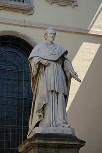 4312 - Milano - Ambrosiana - Costanzo Corti, Monumento a Federico Borromeo - Foto Giovanni Dall'Orto - 14-July-2007.jpg