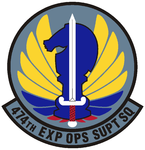 474 Expeditionary Operations Support Sq emblem.png