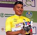 4 Etapa-Vuelta a Colombia 2018-Ciclista Jonathan Caicedo Linder Clasificacion General.jpg