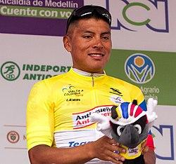 Джонатан Кайседо – новый гонщик велокоманды EF Education First-Drapac