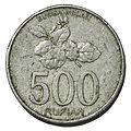 500 rupiah coin, reverse, focus stack of 11 images, 2014-10-31.jpg