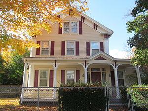 E. B. Cummings House - 52 Marcy Street