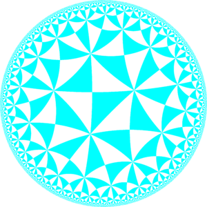 Truncated order-4 pentagonal tiling - Image: 552 symmetry aaa