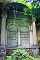 598683 Wrocław cm. grobowce rodzinne Teresa i Abraham Buki.JPG