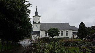 Bremnes Church Church in Vestland, Norway