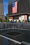 9-11 Memorial North Fountain (6176779160).jpg