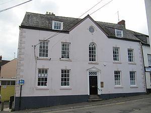 9 Agincourt Street, Monmouth - Image: 9 Agincourt Street, Monmouth