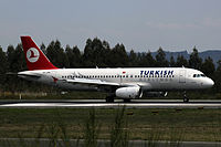 TC-JPN - A320 - Turkish Airlines