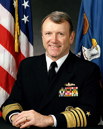 Vice Chairman of the Joint Chiefs of Staff - Image: ADM David E Jeremiah