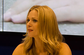 A. J. Cook - Cook at the 2012 Fan Expo Canada