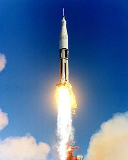 apollo space flights launched - photo #16