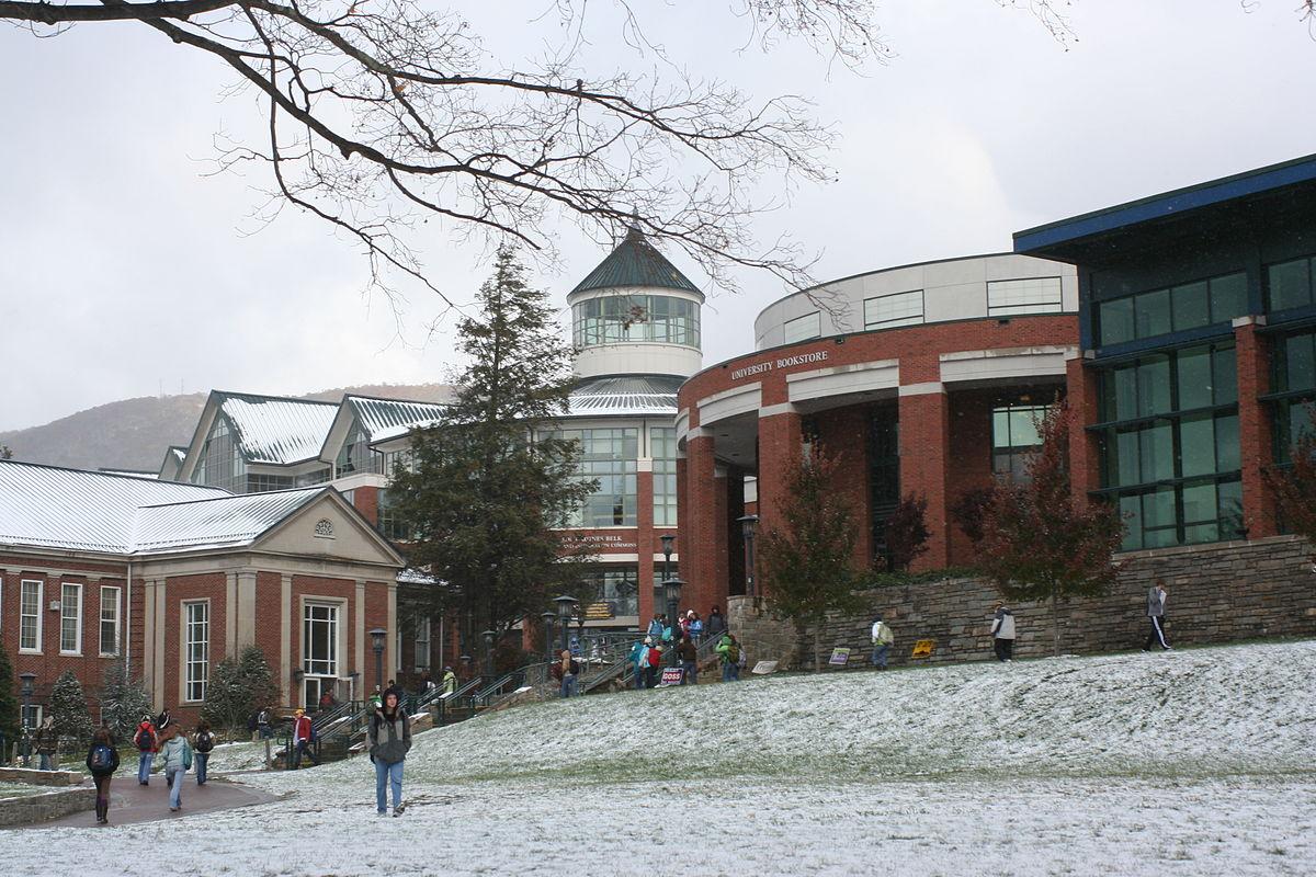Appalachian state university wikipedia for Nc wirtschaftswissenschaften
