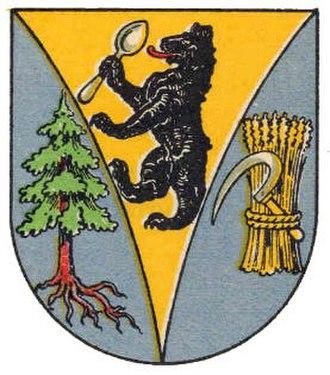 Berndorf, Lower Austria - Image: AUT Berndorf COA