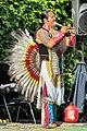 A Feathered Indian in Herăstrău (5728172773).jpg