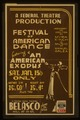 """A Federal Theatre production festival of American dance featuring """"An American exodus"""" LCCN98517699.tif"""