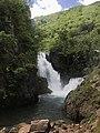A beautiful waterfall in Kosovo , Pejë.jpg