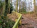 A woodland walk near Denham Aerodrome - geograph.org.uk - 664055.jpg