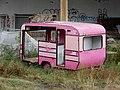 Abandoned carnival parade wagon.jpg