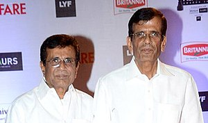 Abbas–Mustan - Abbas–Mustan at the 61st Filmfare Awards