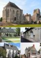 Abbaye Cormery photomontage.png