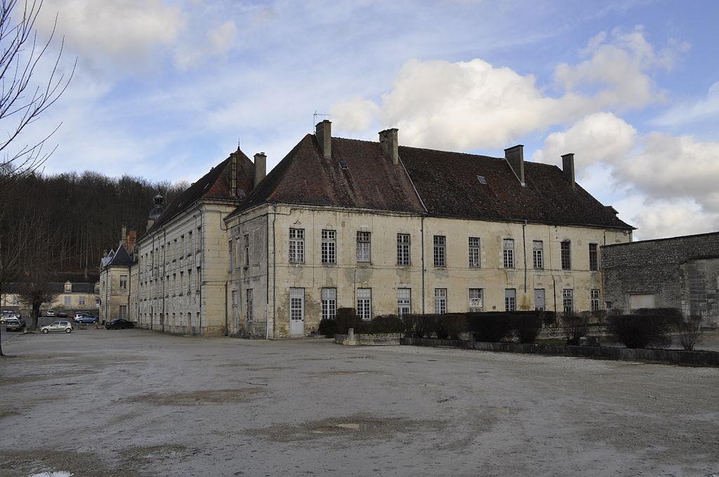 Abbaye de Clairvaux.JPG
