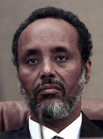 President of Somalia - Image: Abdiqasimsalad