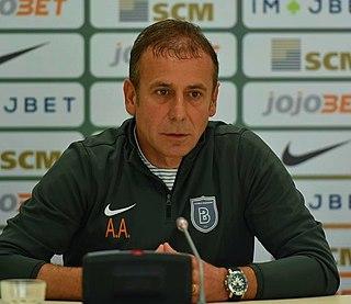 Abdullah Avcı Turkish football manager