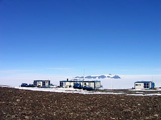Aboa (research station) Antarctic base