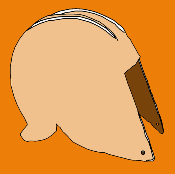File:About c.400 BC Greek Illyrian helm from Budva Montenegro.png