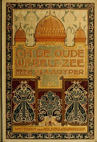 File:Abraham Kuyper - Om de oude wereldzee - volume 1.djvu