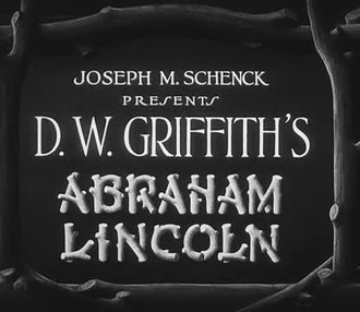 File:Abraham Lincoln (1930).webm