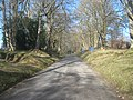 Access road from Burrswood - geograph.org.uk - 1735635.jpg