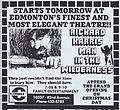 Ad Princess Theatre Edmonton Klondike Theatre 1971.jpg