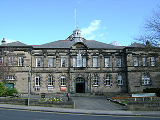 The Adam Smith Theatre in Kirkcaldy Adam Smith Theatre, Bennochy Road, Kirkcaldy.jpg