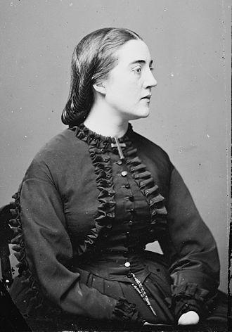 Stephen A. Douglas - Adele Cutts, c. 1860