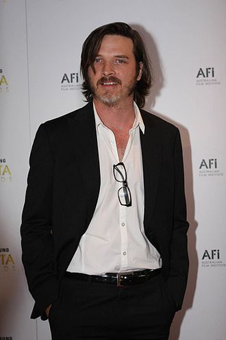Aden Young - Young at the 2012 AACTA Awards