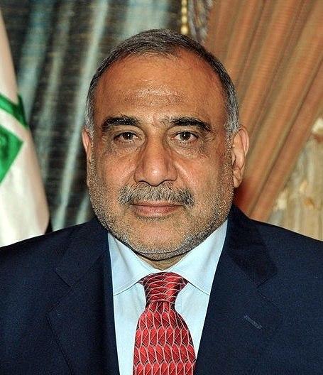Adil Abdul-Mahdi portrait