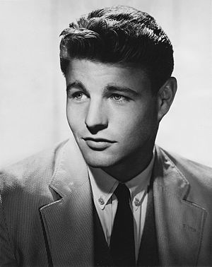 David Nelson (actor) - David Nelson in c. 1964