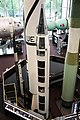 Aerobee-150 and Jupiter-C and Vanguard and Minuteman III - Smithsonian Air and Space Museum - 2012-05-15 (7246252666).jpg