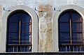 Affreschi della facciata di palazzo dell'antella, 1619, secondo piano 03 figura di giovanni da s.g..JPG