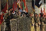Afghan National Army Maj. Gen. Abdul Hamid, the commander of the 205th Hero Corp, speaks to NATO force members, Afghan National Security Force members and Afghan government officials during the Regional 120902-A-AP855-074.jpg