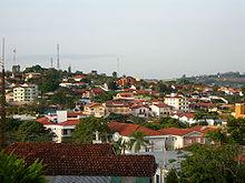 Aguas de Sao Pedro Landscape 02